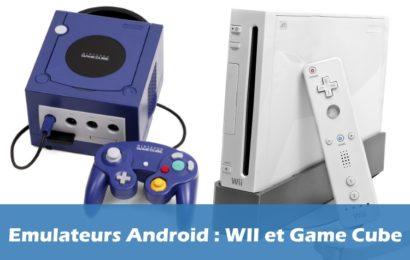 Émulateur de Nintendo Wii et Game Cube sur Android