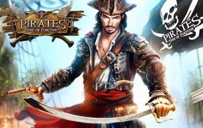 MMORPG Pirates : Tides Of Fortune