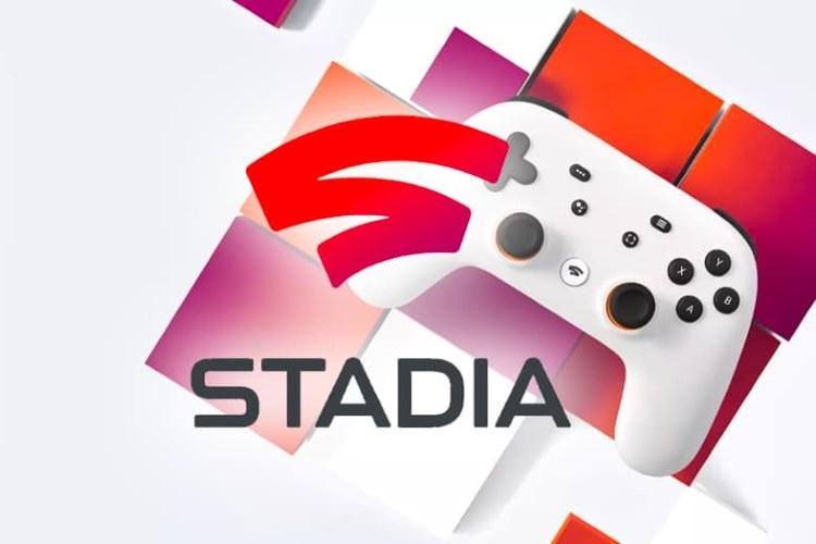 Sortie de Google Stadia sur le PlayStore Android