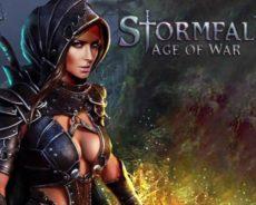 MMORPG Stormfall : Age of War
