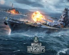 MMORPG World of Warships