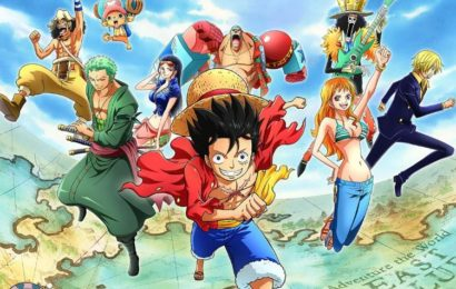 Un live-action One Piece commandé par Netflix