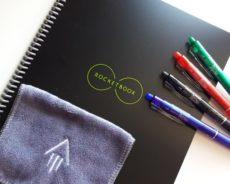 Test et avis du Rocketbook Everlast : cahier réutilisable