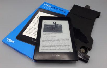 Test et avis de la liseuse Kindle Paperwhite