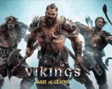 MMORPG Vikings : War of Clans