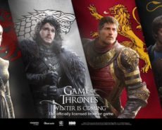 MMORPG Game of Thrones, Winter is coming