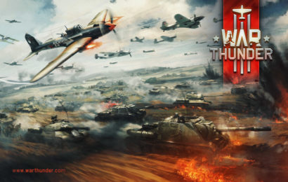 MMO War Thunder