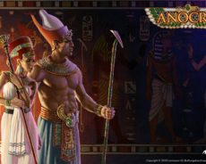 MMORPG Anocris