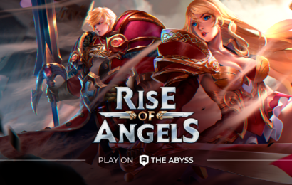 MMORPG Rise Angels