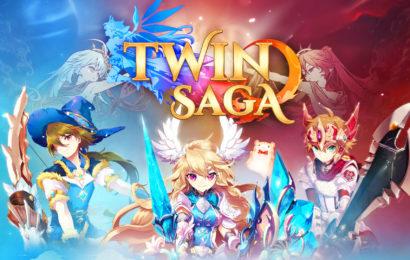MMORPG Twin Saga