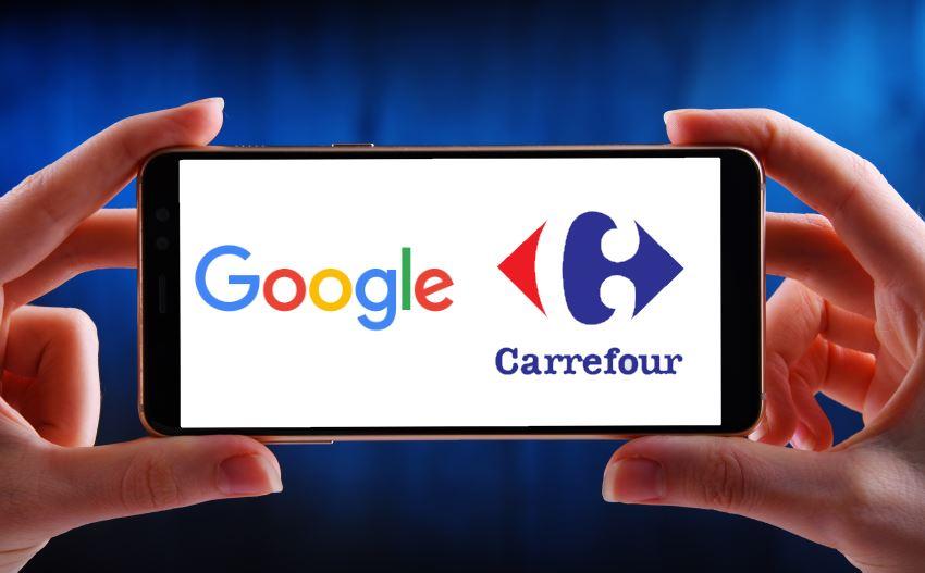 google-carrefour