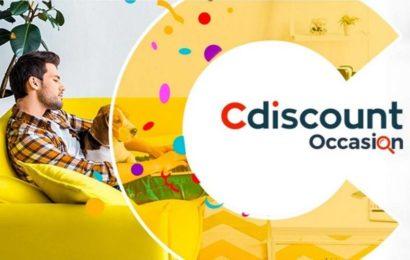 Cdiscount Occasion : la nouvelle plateforme de vente d'objets d'occasion