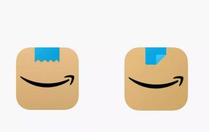 Pourquoi Amazon change-t-il son logo?